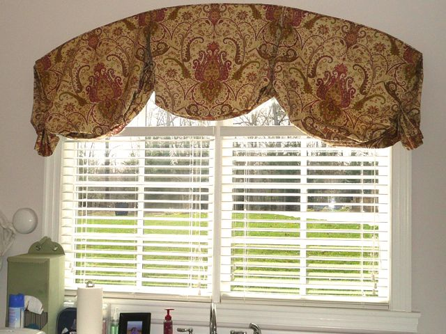 Mesa custom valances