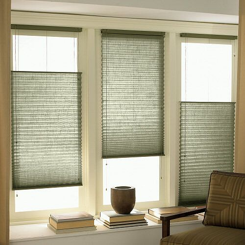Mesa Pleated Shades