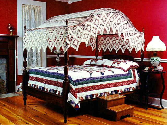 Mesa AZ heirloom bedding