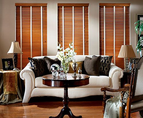 Mesa Wood Blinds
