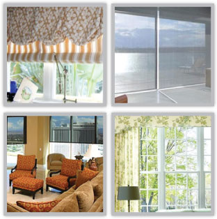 Mesa Blinds and shutters